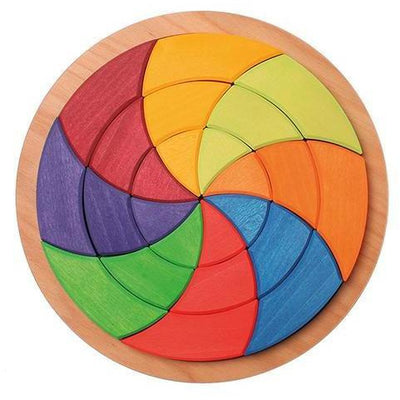 Grimm's Large Color Circle Goethe