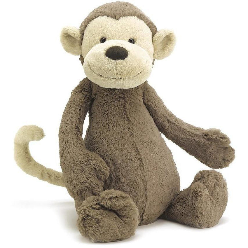 Jellycat Bashful Monkey- Medium