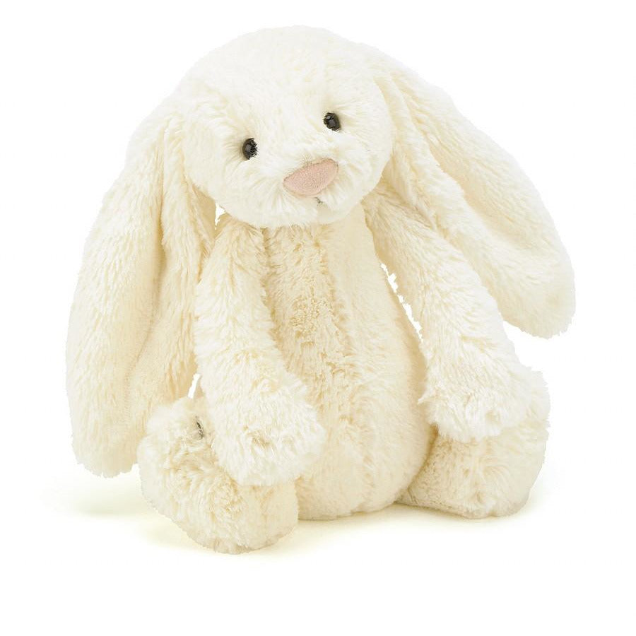 Jellycat Bashful Bunny - Cream - Medium