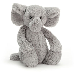 Jellycat Bashful Grey Elephant - Medium