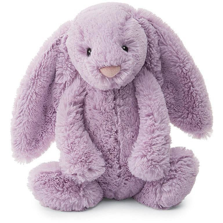 Jellycat Bashful Bunny Lilac - Medium