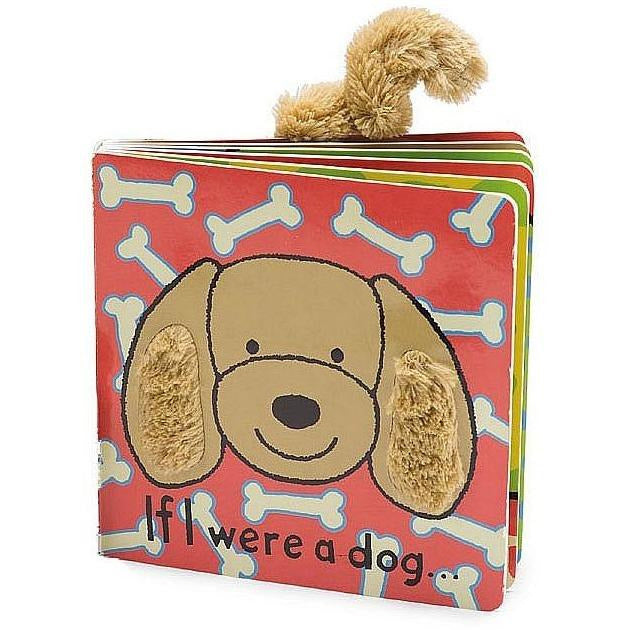 Jellycat - If I were a Dog Book
