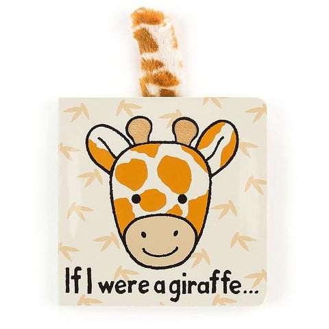Jellycat - If I were a Giraffe Book