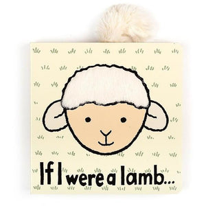 Jellycat - If I were a Lamb Book