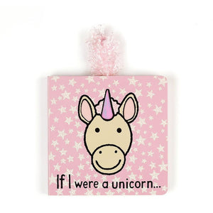 Jellycat - If I were a Unicorn Book