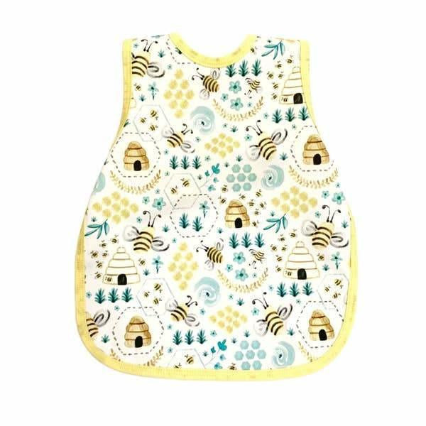 Busy Bees Toddler Bapron