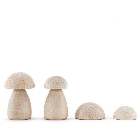 Clicques DIY Mushrooms and Stones