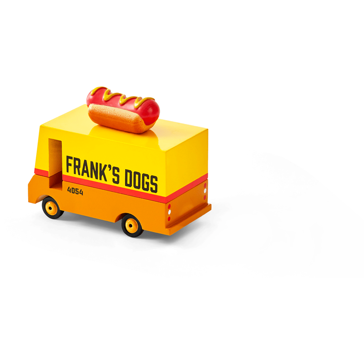 Candylab Hot Dog Van