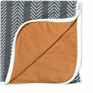 Copper Pearl 3-Layer Stretchy Quilt