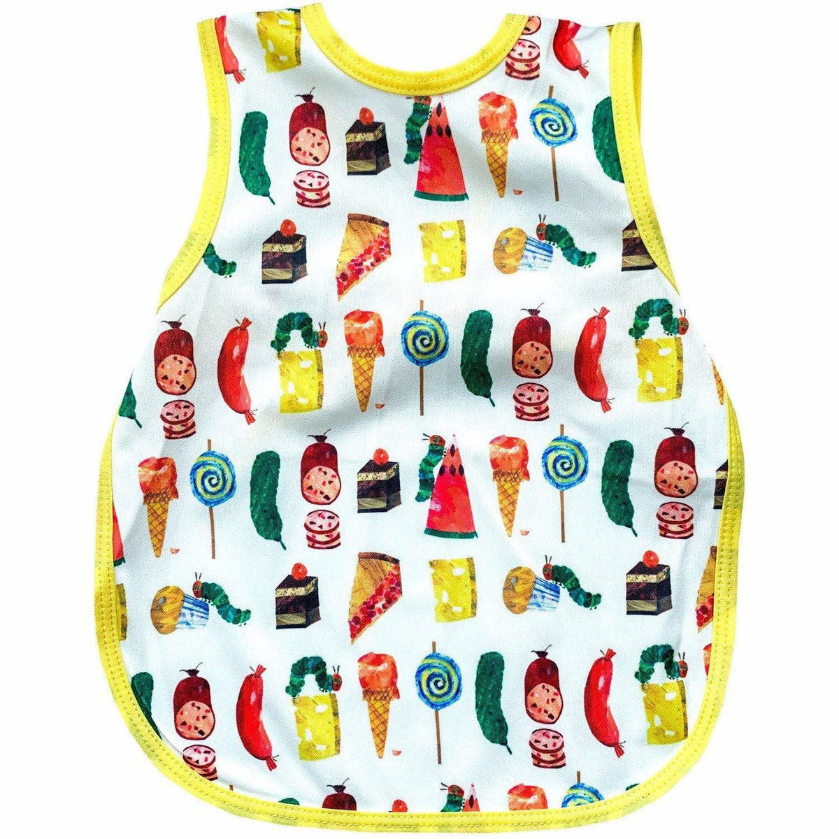 Eric Carle Food Parade Toddler Bapron