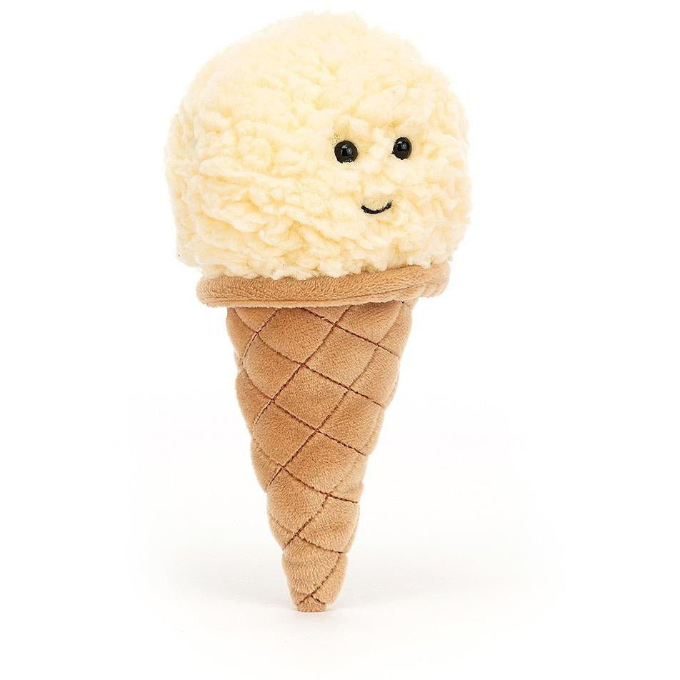 Jellycat Irresistible Ice Cream Vanilla