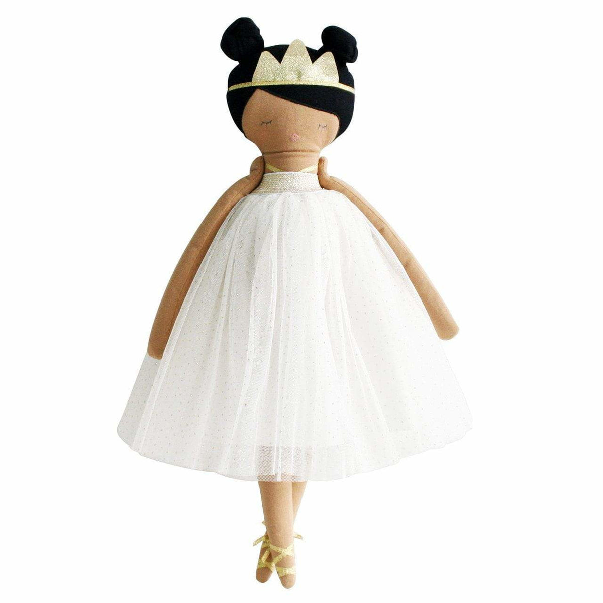 Pandora Princess Doll Ivory Gold