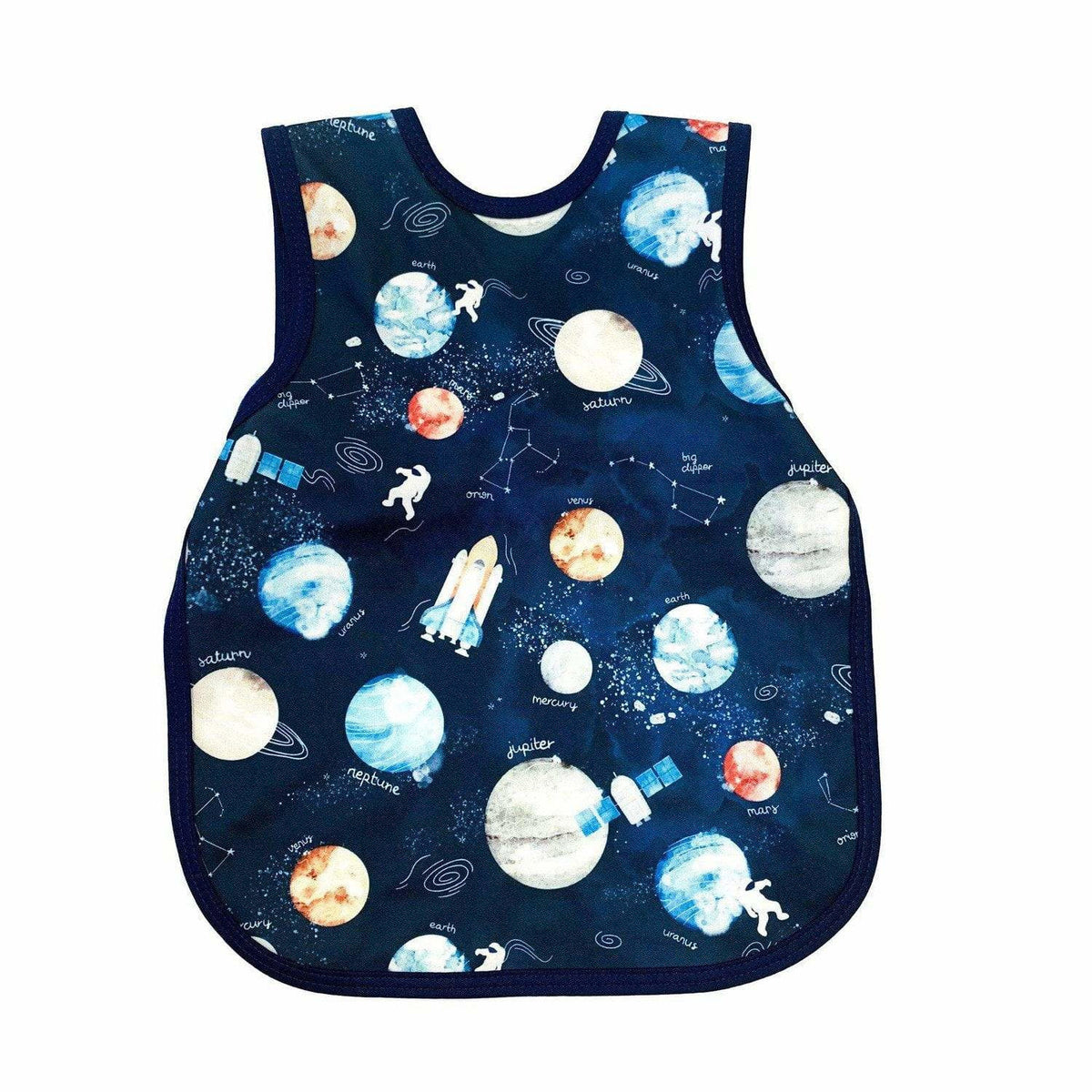 Outer Space Toddler Bapron