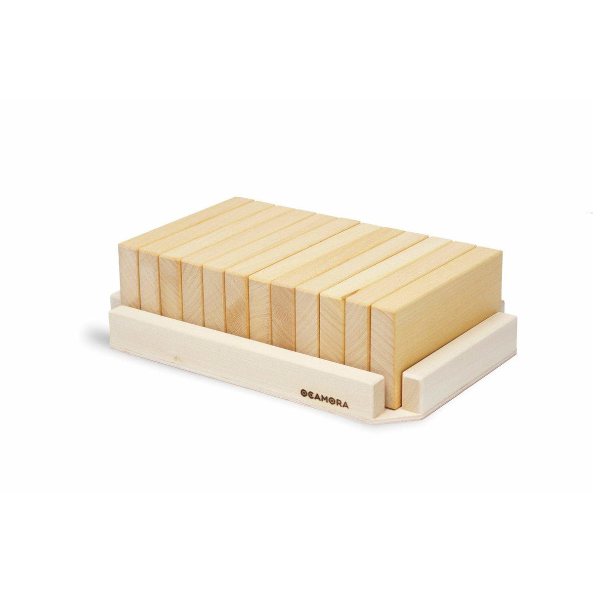 Ocamora Small Wooden Boards: Natural