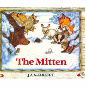 The Mitten: A Ukrainian Folktale