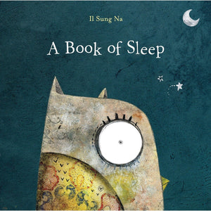Book of Sleep - Board Book