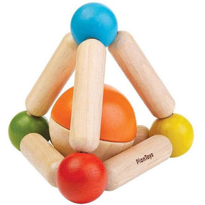 Plan Toys Triangle Clutch Toy