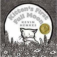 Kittens 1st Full Moon Board Book