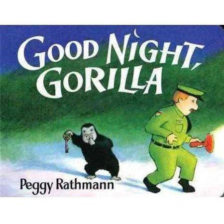 Good Night Gorilla - Board Book