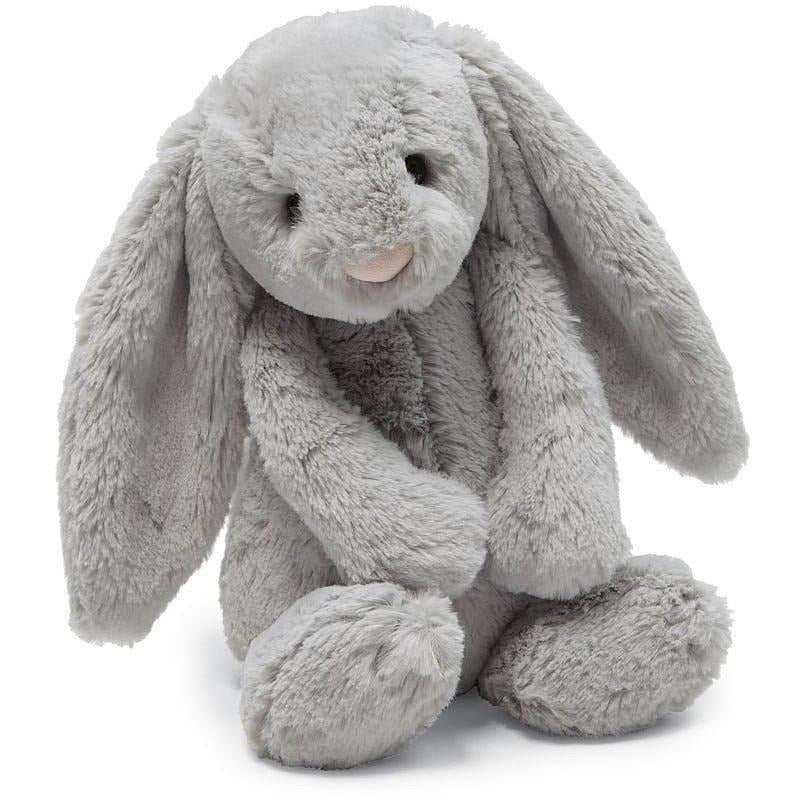 Jellycat Bashful Bunny - Grey Medium
