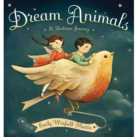 Dream Animals: A Bedtime Journey Board Book