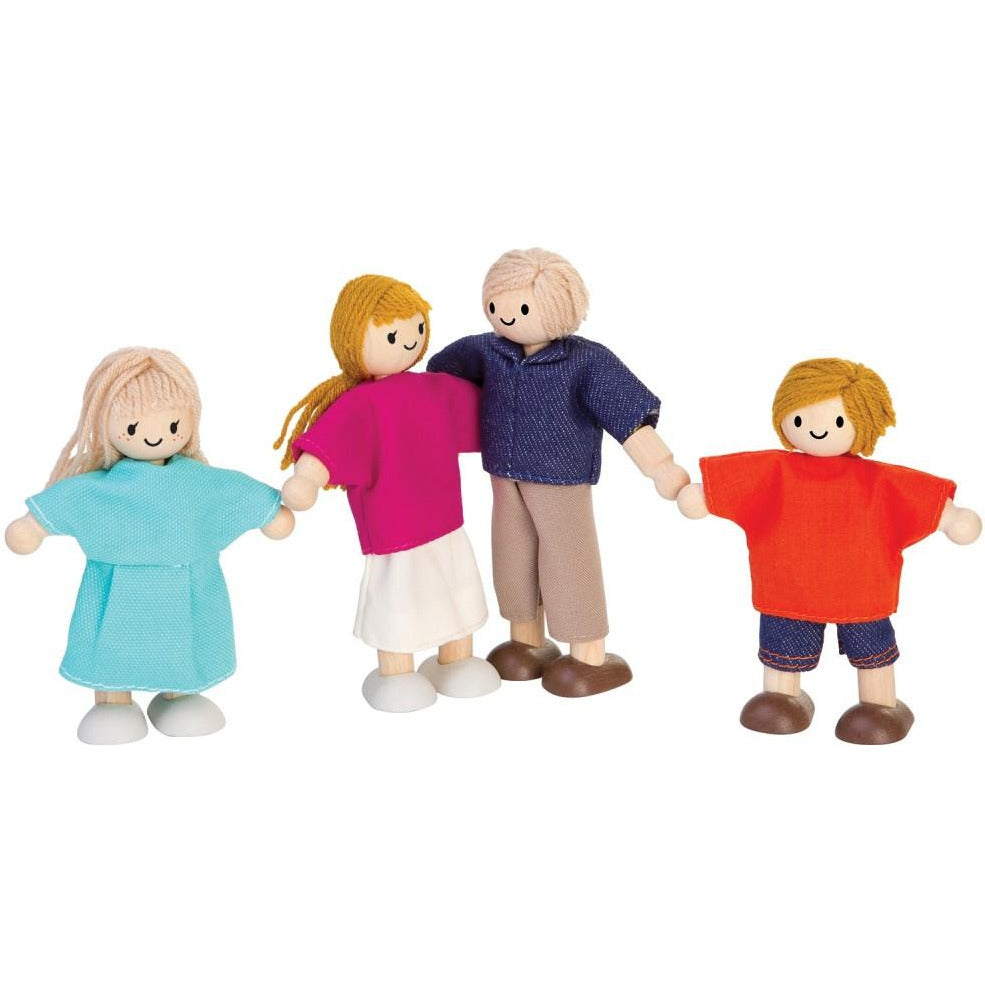 Plan Toys Doll Family C