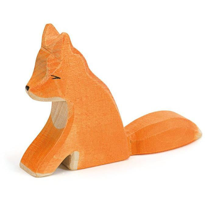 Ostheimer Fox Sitting