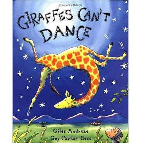 Giraffes Can't Dance - Board Book