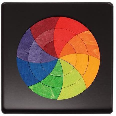 Grimm's Puzzle Colour Circle Goethe