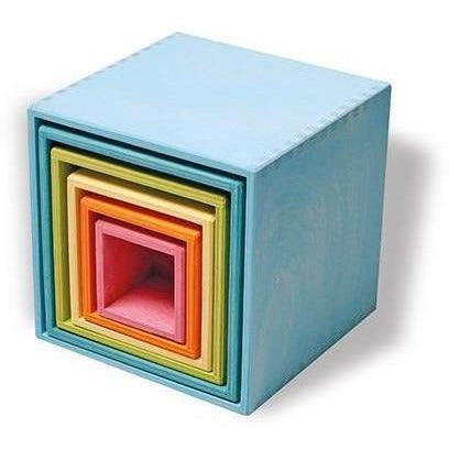 Grimm's Large Set of Boxes Pastel