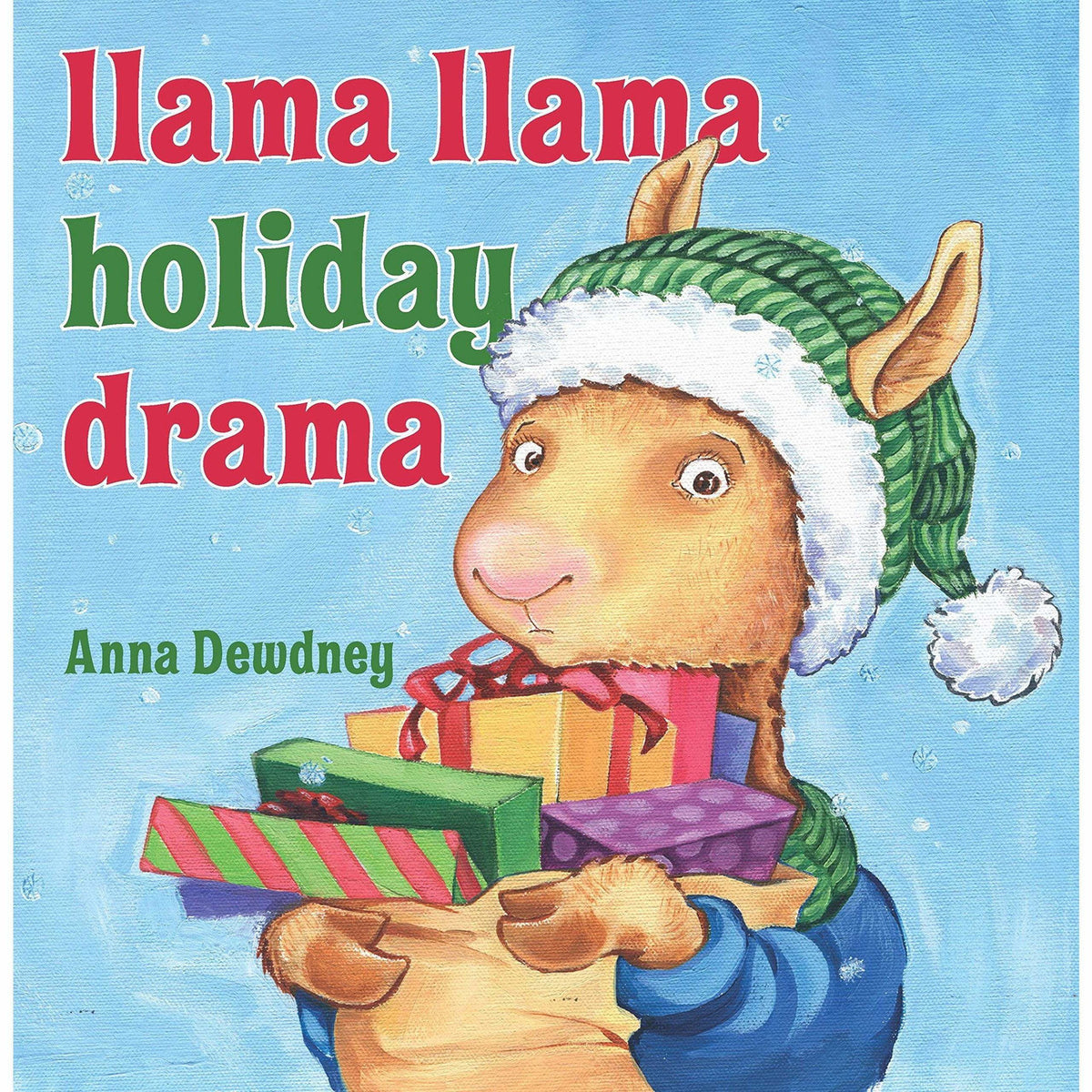 Llama Llama Holiday Drama Board Book
