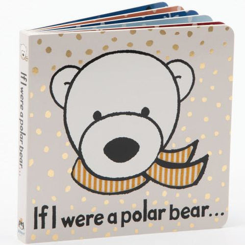 Jellycat - If I were a Polar Bear Book