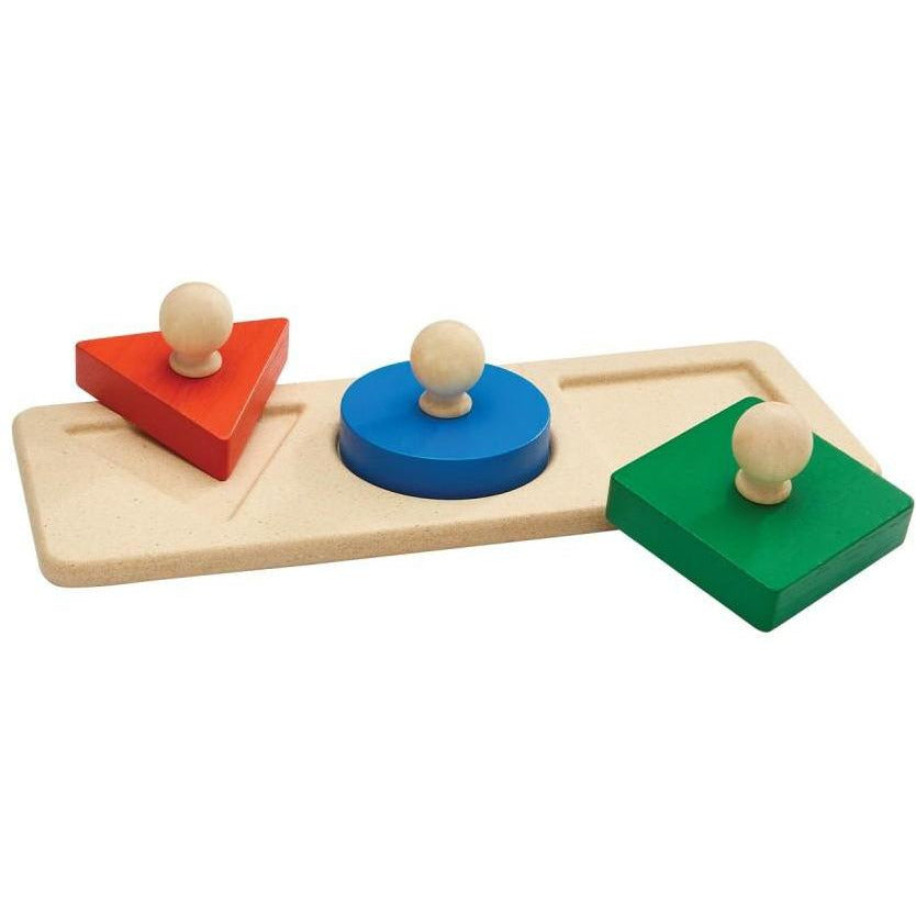 Plan Toys Shape Matching Puzzle