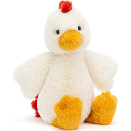 Jellycat Bashful Chicken - Medium