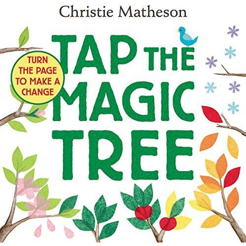 Tap the Magic Tree - Board Book