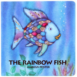 Rainbow Fish - Board Book