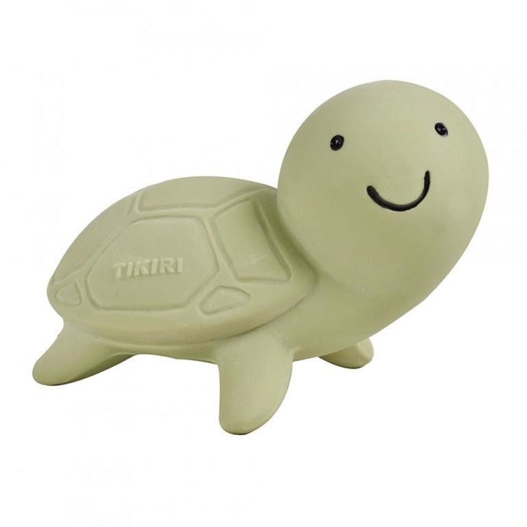 Tikiri Ocean Buddies Rattle - Turtle