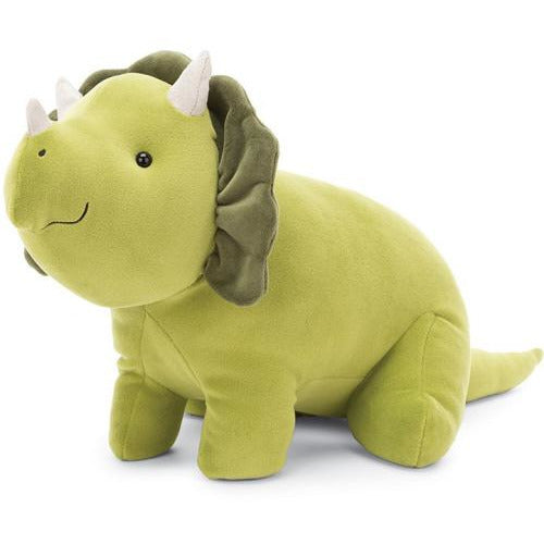 Jellycat Mellow Mallow Triceratops- Large