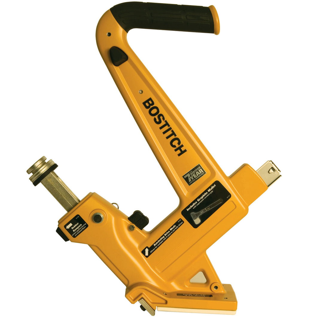 Manual Hardwood Flooring Cleat Nailer