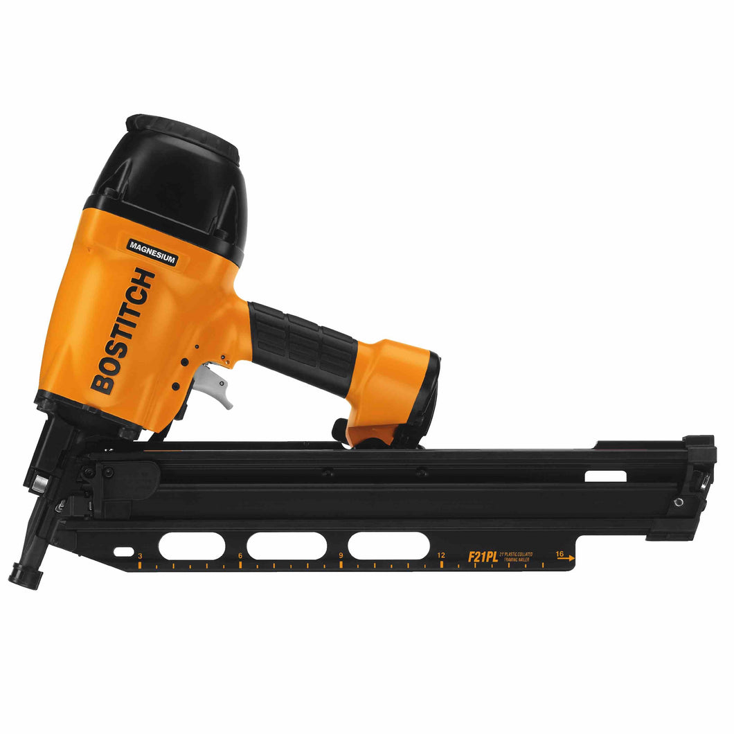 21 degree Plastic Collated Framing Nailer – Bostitch Industrial