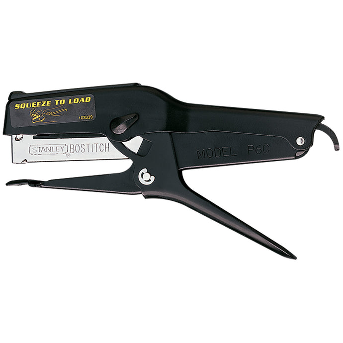 PowerCrown Stapling Plier; Box Closing; Dry Cleaning