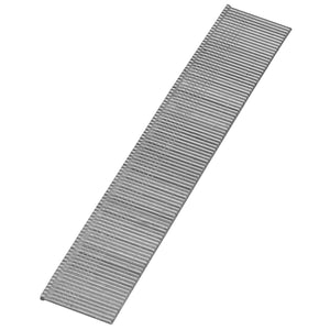 "3/4"" x 18 Gauge Brad Nail Galvanized Finish with Chisel Point, 3000 count"