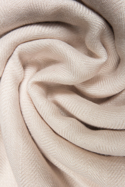 Self Textured Viscose Collection Novajo white Hijab