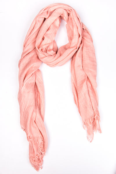 Cotton Candy Collection Fresh Peach Hijab