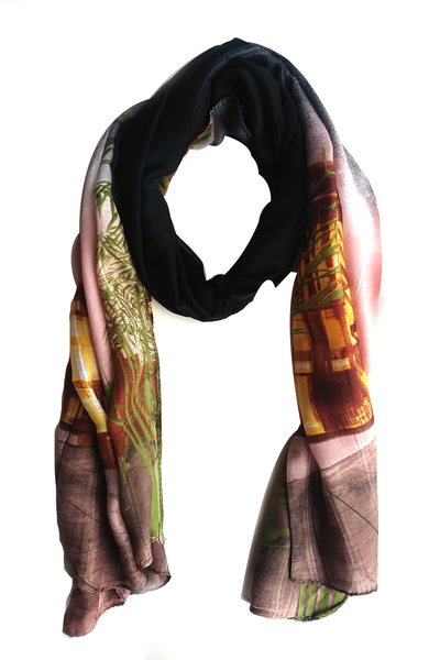 Digital printed collection H hijab