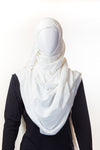 Self Textured Viscose Hijab