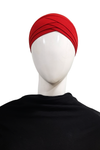 Criss Cross Cap Red