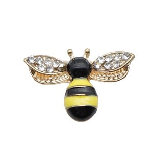 Cute bumble bee charms