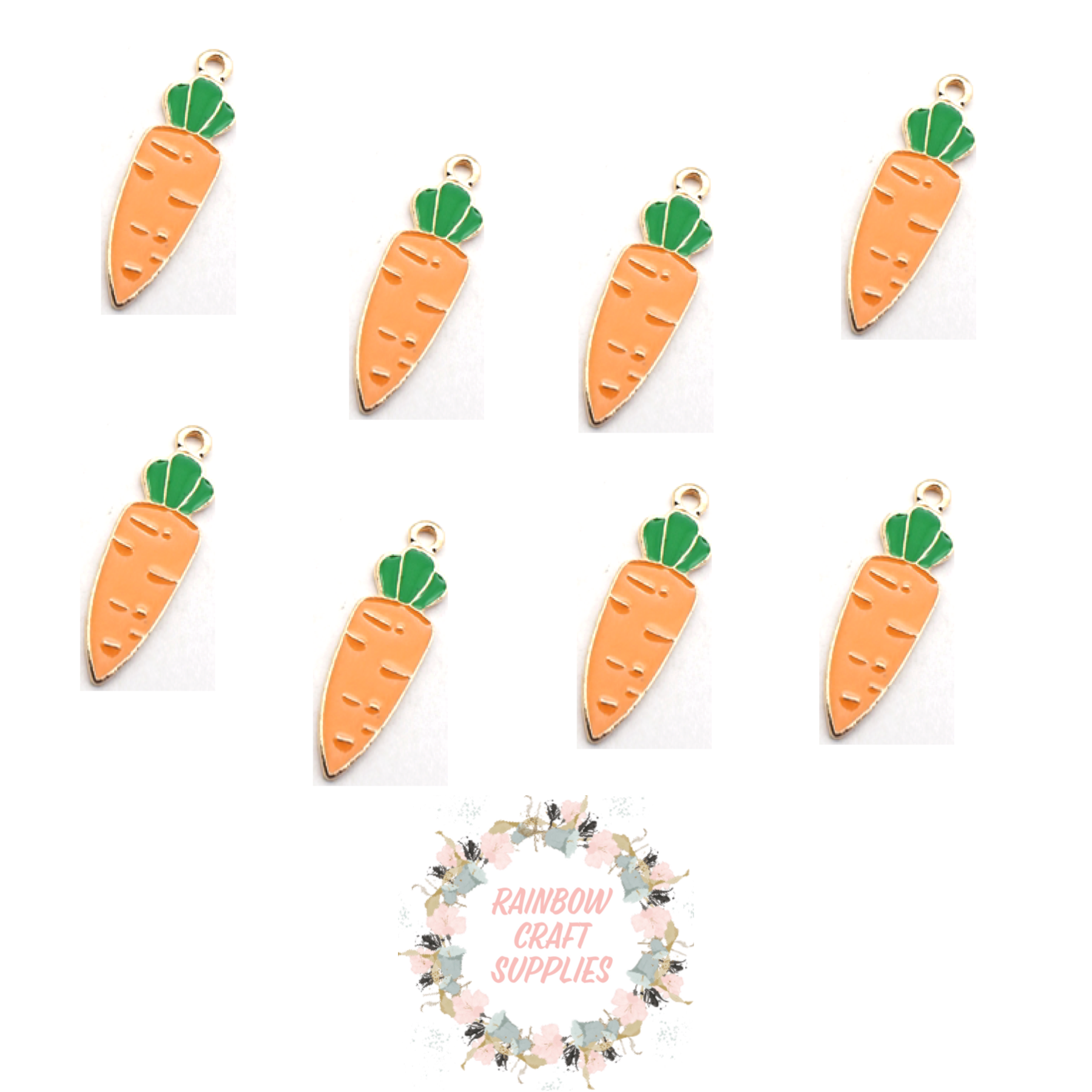 Carrot charms