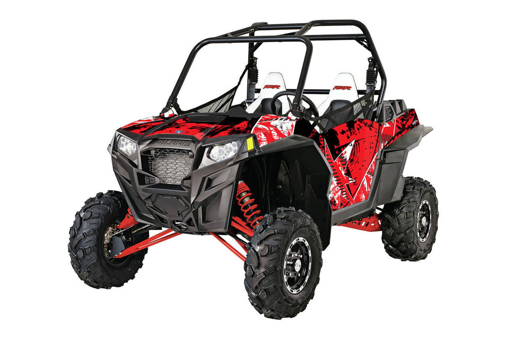Backt-Out UTV Wrap Polaris RZR570, xp900, xp1000 and xp4 from Toyskinz.